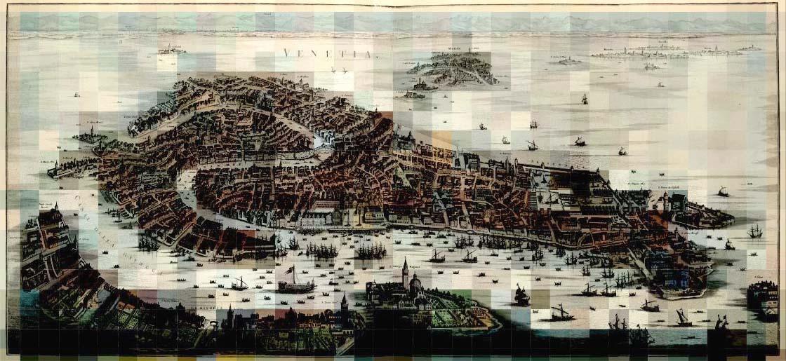 """""""The intruders"""": mostra collettiva nei luoghi veneziani"""