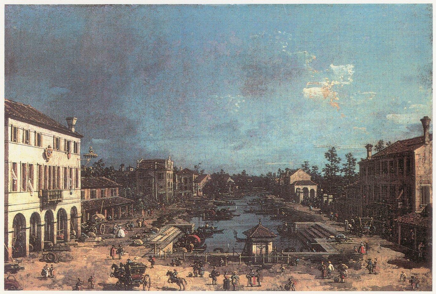 Proposta culturale per la città: si parte dalla Mestre del '700