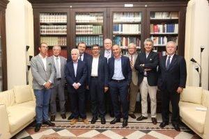 Presidenti associazioni di categoria #arsenale2022 - IlVeneto oltre