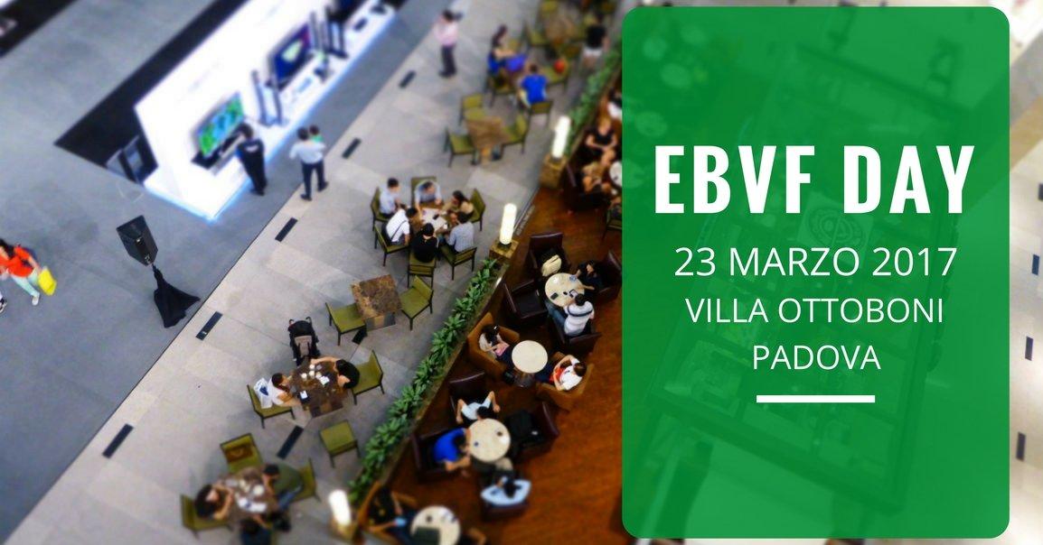 """""""EBVF Day"""" a Padova: si festeggiano i vent'anni di attività"""