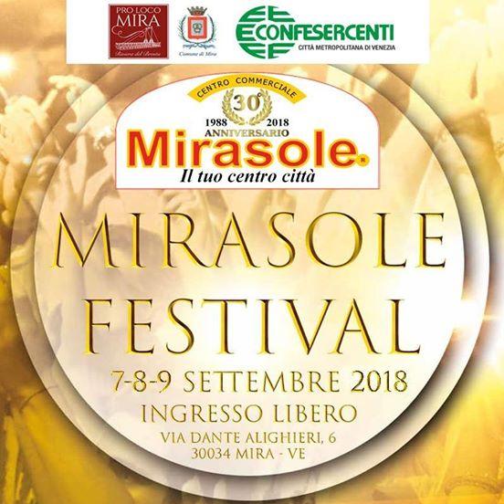 Mirasole Festival: trent'anni da festeggiare insieme a Mira
