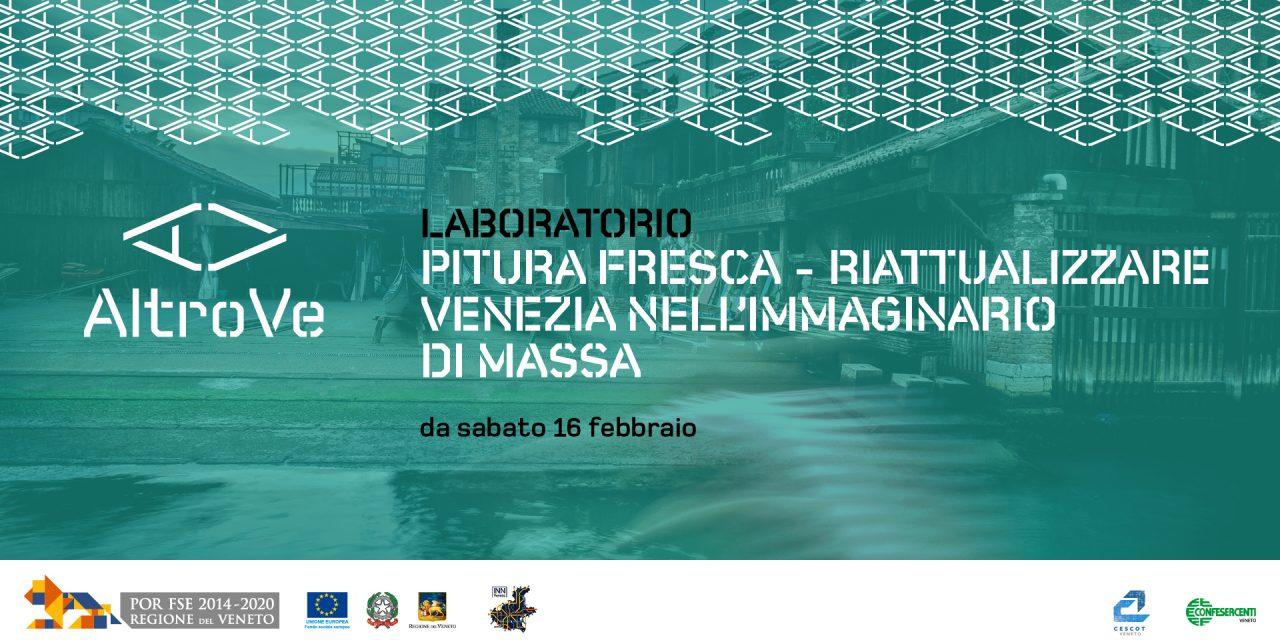 Cescot Veneto: due laboratori di formazione a Venezia