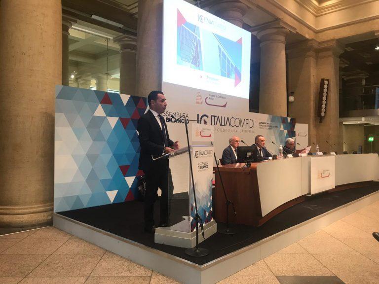 Italia Comfidi: nel 2018 oltre 2,2 miliardi di finanziamenti garantiti alle PMI