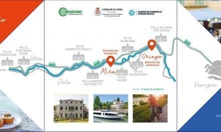 La Riviera del Brenta ti stupisce! La mappa turistica, in doppia lingua, degli itinerari