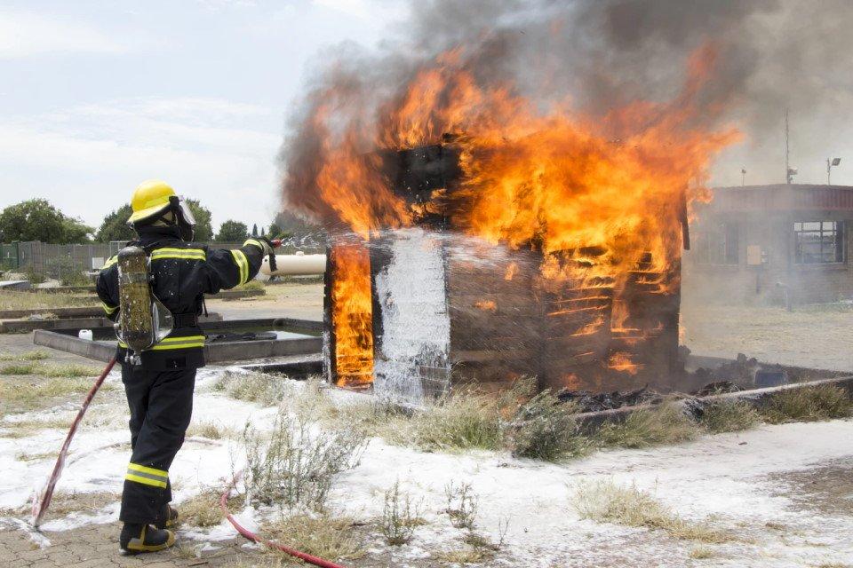 NOALE 16/09/2020 Corso Antincendio medio rischio