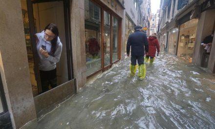"""Danni da """"acqua alta"""": procedura online per tutti"""