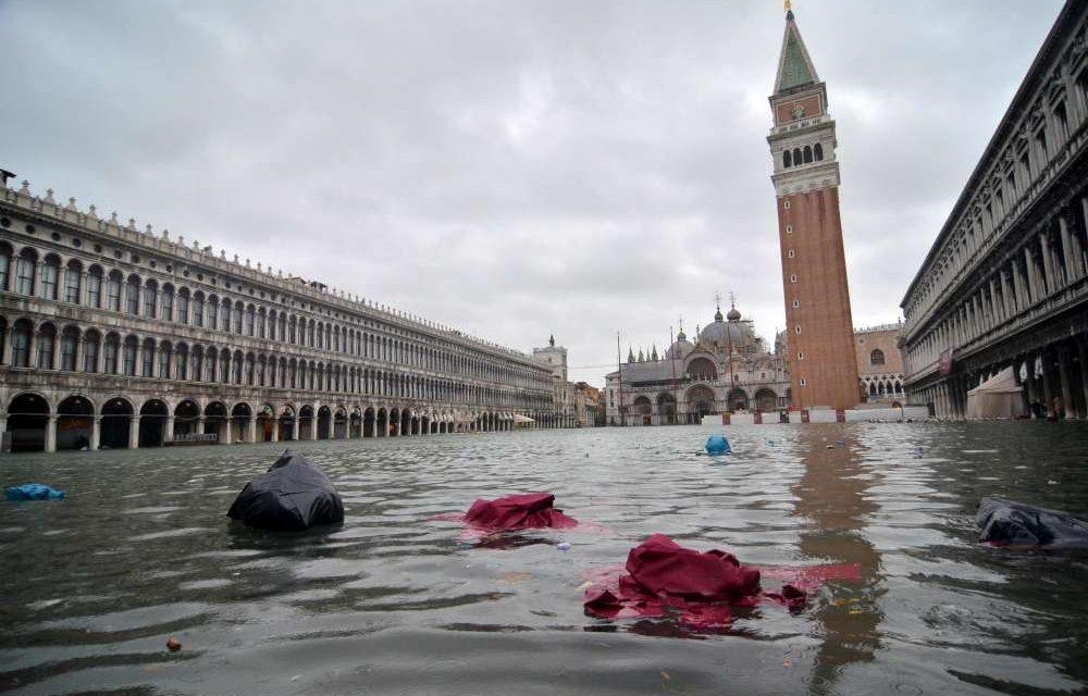"""Emergenza Venezia: Confesercenti lancia """"Solidarietà a tasso zero"""""""