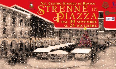 Rovigo: Strenne in Piazza per il Natale 2019