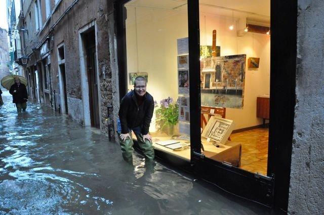 Rimborso dei danni da acqua alta: chiediamo nuove modalità