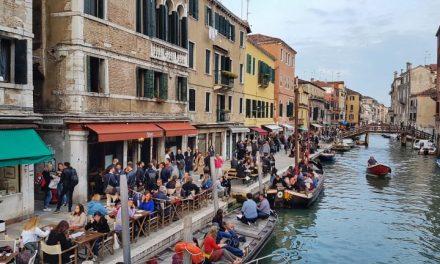 Venezia: chiediamo una pianificazione per un turismo responsabile