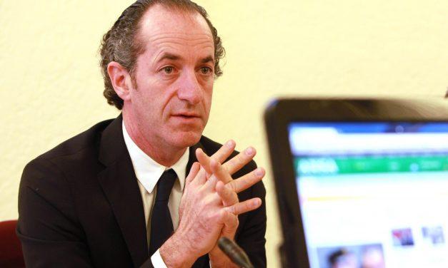 Veneto: Zaia firma nuove misure restrittive fino al 3 aprile
