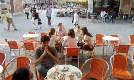 Venezia: plateatici gratuiti fino a fine anno