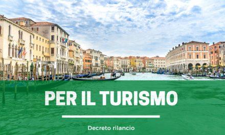 Decreto Rilancio: le misure per il turismo