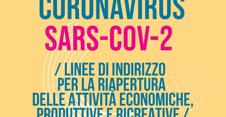 Linee Guida per il Veneto: apri e scaricale