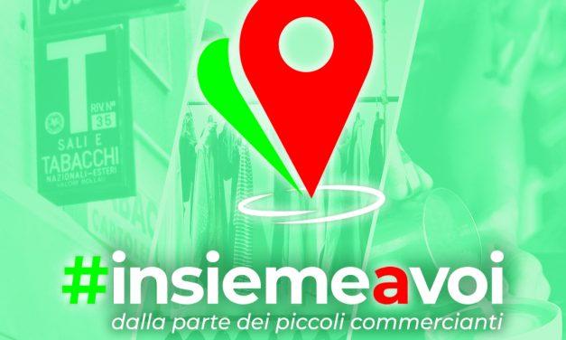 #Insiemeavoi: campagna social dei giovanissimi per i negozi di città