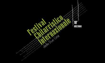 """""""Festival chitarristico delle due città"""": a Mestre e Treviso dal 12 settembre"""