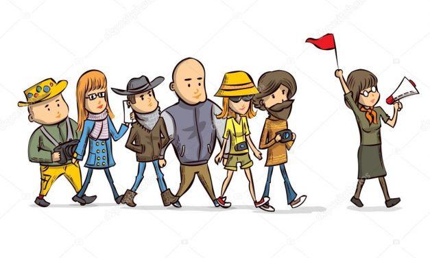 Guide e accompagnatori turistici: modalità per contributi
