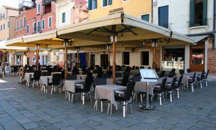 Comune di Venezia: proroga dei plateatici