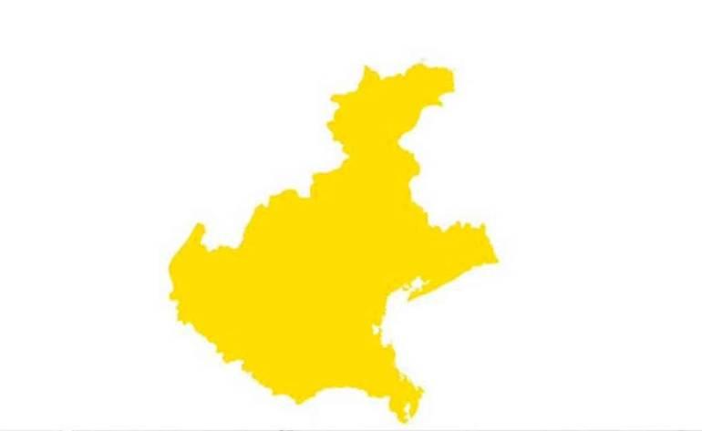Dal 1° febbraio Veneto entra in fascia gialla