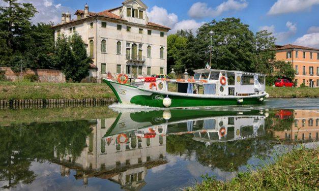 Riviera del Brenta: protocollo per la navigazione fluviale